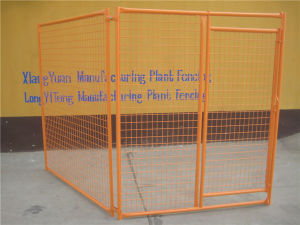 Powder Coated Wire Mesh Dog Cage pictures & photos