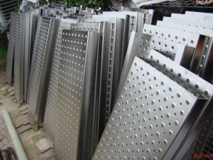 High Quality Aluminum Perforated Metal for Decoration pictures & photos