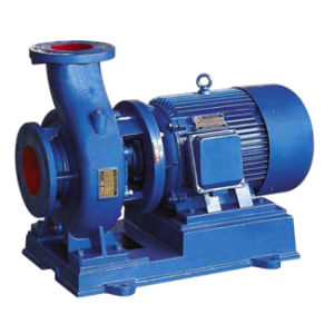 Isw Horizontal Pipe Centrifugal Pump pictures & photos