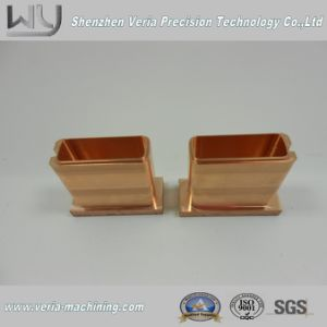 OEM High Precision CNC Machining Copper Part / CNC Brass Part Cigarette Lighter Part Custom Design