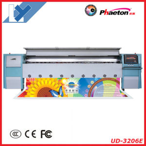 3.2m Phaeton 10 Feet Solvent Printer (UD-3206E with SPT 510/35pl heads) pictures & photos
