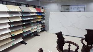 Pure White Quartz Stone Table Top Wholesale Prefab Quartz Countertops pictures & photos