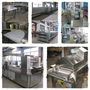 Fully Automatic Biscuit Production Line pictures & photos