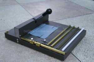 Office Manul Paper Scoring Sreasing Machine pictures & photos