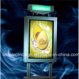 LED Scrolling Advertising Light Box pictures & photos
