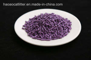 Clumping and Flushable Tofu Cat Litter pictures & photos