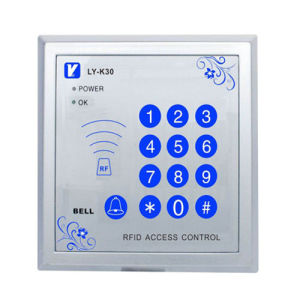 Plastic Single Door Keypad pictures & photos