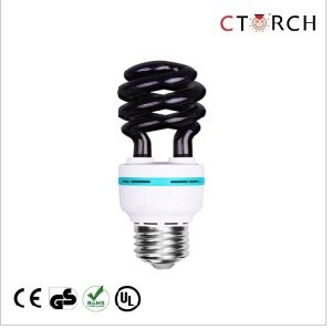 Ctorch/Torch Half Spiral Colourful Energy Saving Lamp with Ce pictures & photos