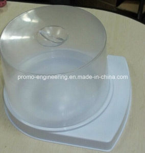 Home Used Plastic Butter Dish with Cover pictures & photos