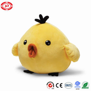 Small Yellow Chicken Cute Famous Scream Look Push Soft Toy pictures & photos