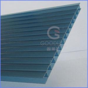 50 UV-Coating Polycarbonate Twin Wall for Gazebo pictures & photos