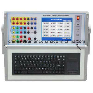 High Precision 6-Phase Relay Protection Tester pictures & photos