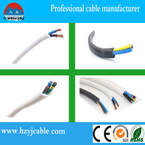 3 Cores Flexible Cable Electrical Wire for Sale pictures & photos