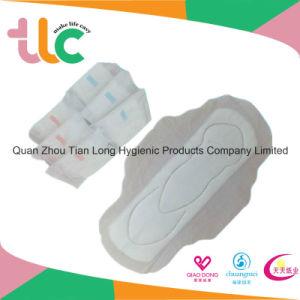 Professional Manufacturers Wholesale Cotton Sanitary Napkin pictures & photos
