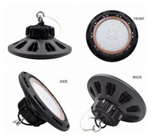 Nichia LED Meanwell Driver UFO LED High Bay Light 100W/160W/200W