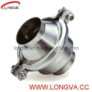 Weldable Stainless Steel Non-Return Valve pictures & photos