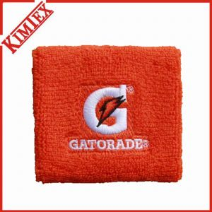Fashion Cheap Promotion Cotton Terry Sports Sweatband pictures & photos