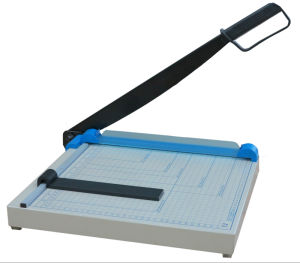Plastic Paper Cutter A4 Size pictures & photos