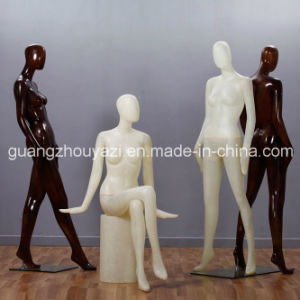 Yazi Full Body Transparent Female Mannequin for Window Display pictures & photos