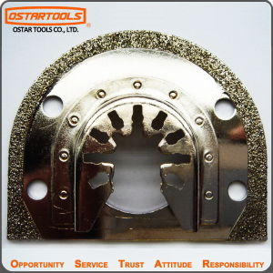 70mm Quick Release Diamond Rasp Grout Remove Saw Blade pictures & photos