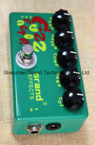 Z. Vex Style Fuzz Factory Hand-Painted Guitar Pedal (JF-105) pictures & photos