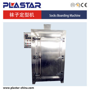 High Temperature Socks Setting Machine with Water Spur pictures & photos