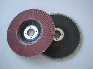Alo Flap Disc for Stainless Steel pictures & photos