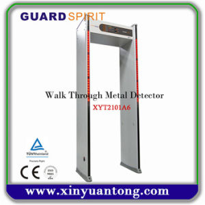 Best-Selling Chinese Factory Metal Detector Gate Xyt2101A6 pictures & photos