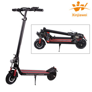 Foldable Skateboard Brushless Motor Balancing Electric Scooter Detachable Seat pictures & photos