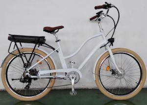Retro Electric Bike for Lady