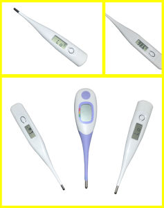 Electronic Digital Thermometer for Fever Temperature pictures & photos