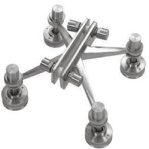 Stainless Steel Precision Casting Glass Spider pictures & photos