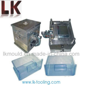 Refrigerator Drawer Injection Plastic Moulding with Fast Delivery