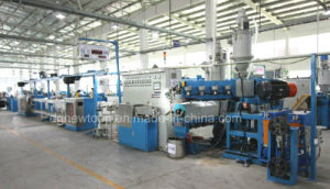 High-Speed Jacket/Sheath Cable Extrusion Line pictures & photos