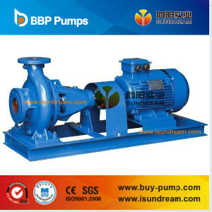 Is Single Stage Single Suction Pump ISO9001 Certified pictures & photos
