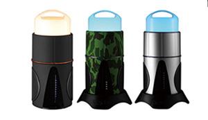 Outdoor Sports Bluetooth Speaker - Waterproof, Dustproof, Shockproof with Built-in Powerbank