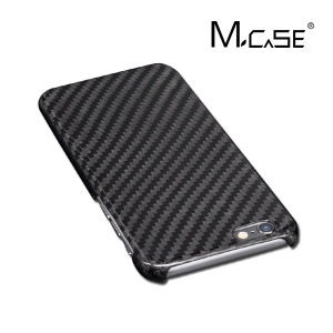 China Manufacturer Carbon Fiber Mobile Phone Cover for iPhone 6 6s pictures & photos