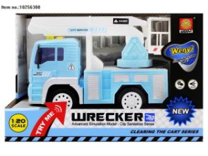 Friction Car Toys with Light Music for Kids pictures & photos