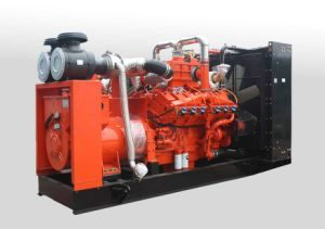30-500kw High Quality Wagna Natural Gas/ Biogas Generator Set. pictures & photos
