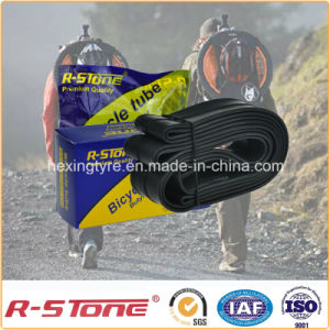 High Quality Butyl Bicycle Inner Tube 16X2.125 pictures & photos
