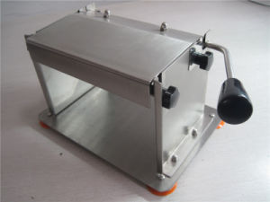 Manual Stainless Steel Hot Dog Sausage Cutter (GRT-HSS8A) pictures & photos