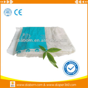 OEM Breathable Hospitalchanging with Witness Indicator Adult Waterproof Diaper pictures & photos
