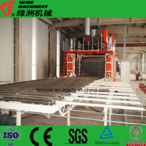 Most Popular Gypsum Plaster Wallboard Production Line pictures & photos