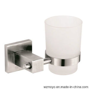 Wall-Mount Stainless Steel Single Tumbler Holder pictures & photos
