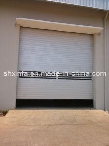 Industrial High Speed Aluminium Door