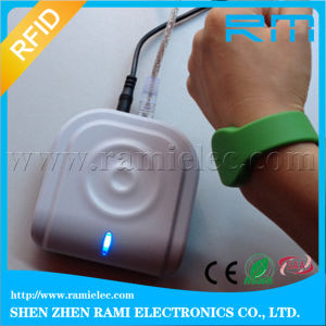 USB 13.56MHz NFC RFID Desktop Smart Card Reader Writer Desfive pictures & photos