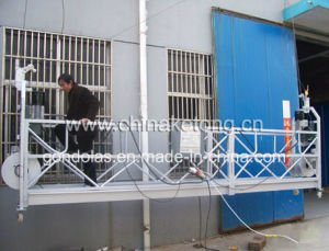 Powered Gondola / Suspended Access Platform (ZLP250/500/630/800/1000) pictures & photos