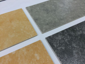 Advanced EU Tech PVC Commercial Floors Gray Color pictures & photos