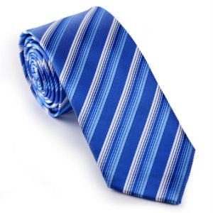 New Design Silk Stripped Necktie (605144-11) pictures & photos