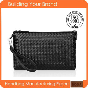 Wholesale Genuine Leather Fashion Men Bag pictures & photos